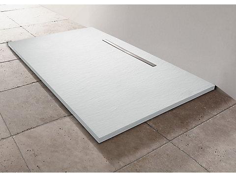 Receveur rectangulaire 170 x 80 cm