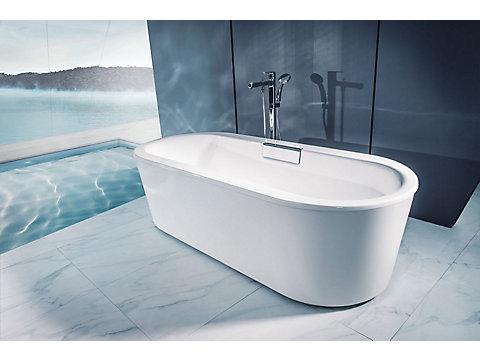Baignoire en fonte 160 x 75 cm