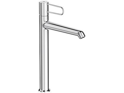 Mitigeur lavabo haut personnalisable, sans vidage