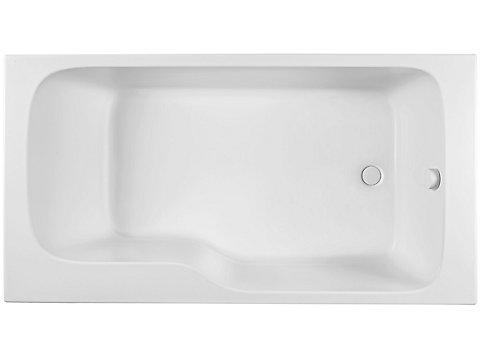 Baignoire bain-douche