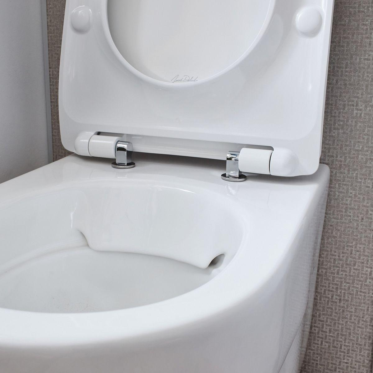 Pourquoi choisir un WC sans bride ?