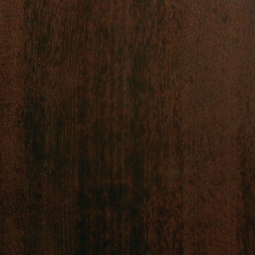Plan de toilette 134 cm, sans découpe, bois massif