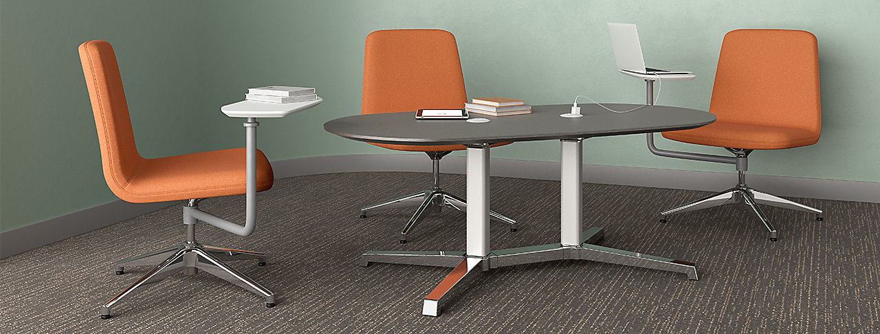 co|ho | paoli office furniture - casegoods, seating & conferencing