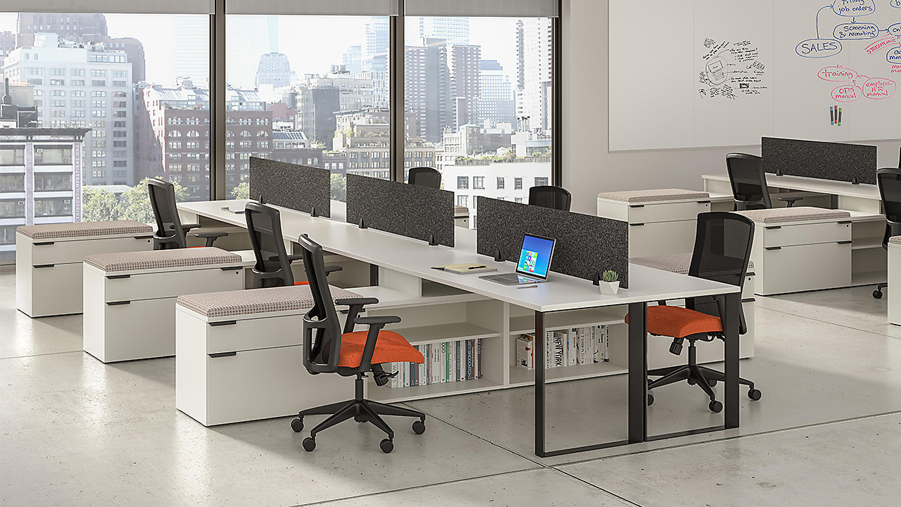 paoli office furniture - casegoods, seating & conferencing |