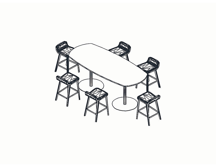t10266 | paoli office furniture - casegoods, seating & conferencing