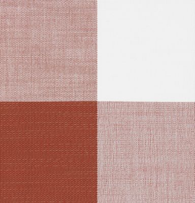 Perennials® Gingham - Terracotta