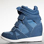 c3b79a6fe57 Women s Overland Wedge Sneaker. Shiekh