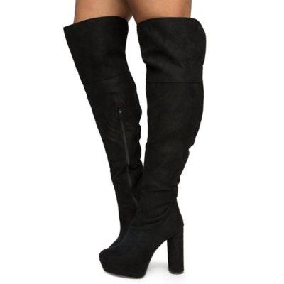 Women's Goodvibes-03M Thigh High Boots
