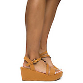 4e49eecfdf02 Women s Collect-04s Wedge Heels. Bamboo