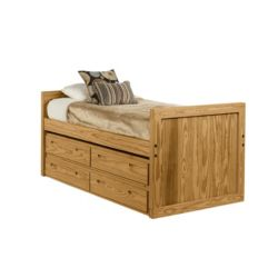 This End Up Captains Bed