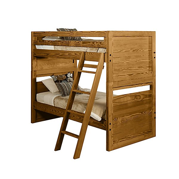Solid End Convertible Bunk Bed XL