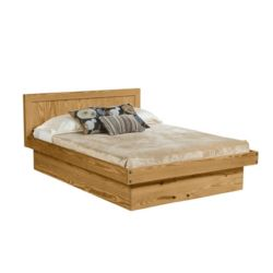 This End Up Platform Bed Queen