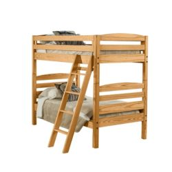 This End Up Woods End Convertible Bunk Bed