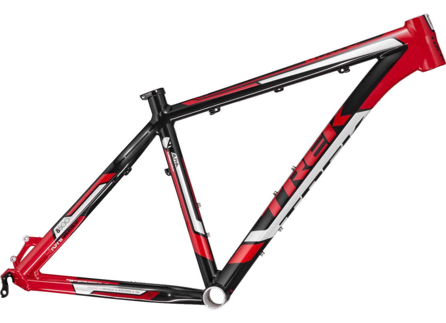 2012 8500 Frame - Bike Archive - Trek Bicycle