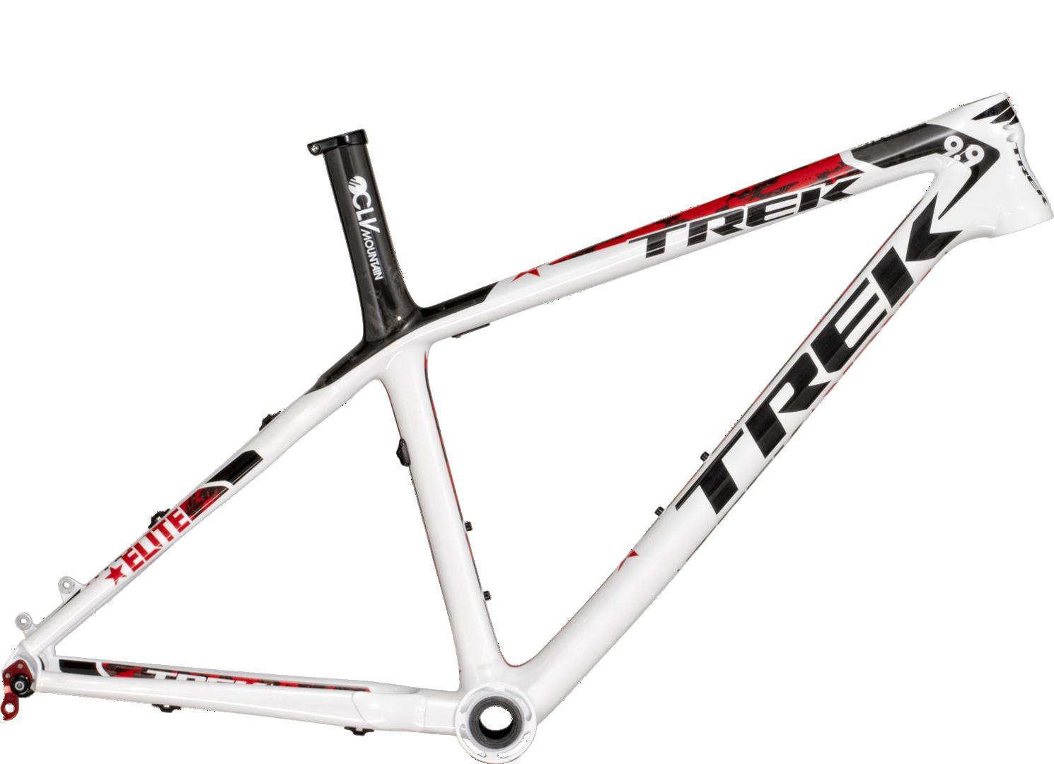 2012 Elite 9.9 SSL Frame - Bike Archive - Trek Bicycle