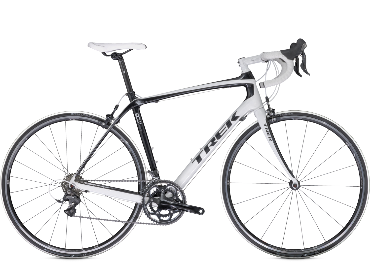2013 Domane 4 5 (Compact) - Bike Archive - Trek Bicycle