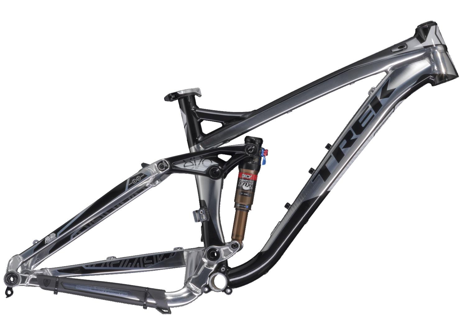 2013 Slash 9 Frame - Bike Archive - Trek Bicycle
