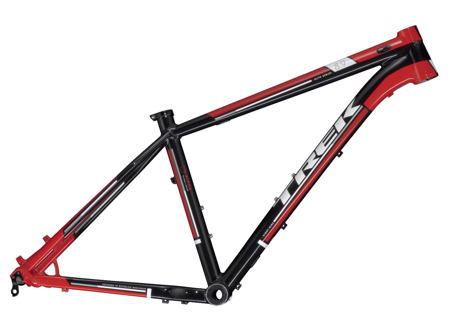 2013 Elite 8.9 Frame - Bike Archive - Trek Bicycle