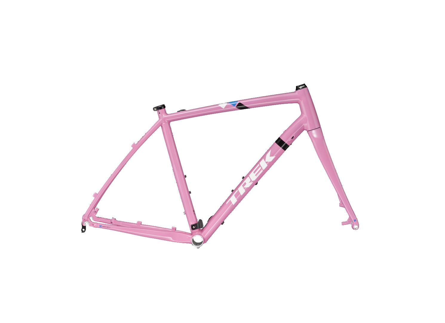 2016 Crockett Disc Frameset - Bike Archive - Trek Bicycle
