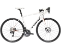 TREK Domane SLR 7 Disque Semigloss Crystal White/Roaran