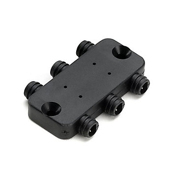 Picture of Trex® Lighthub 6-Way Splitter in 4 Pack