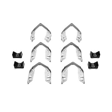 """Picture of 45 Degree """"Birdsmouth"""" Gasket Pack (for 4x4)"""