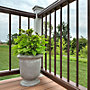 "Picture of Round Aluminum Baluster - 36"" Rail Height"
