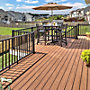 "Picture of Trex® Signature Square Pinned Deck Baluster in 36"" or 42"""