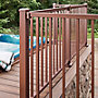 """Picture of Square Baluster for 42"""" Rail Height"""