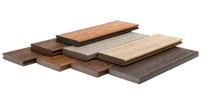 Composite Decking vs Wood Trex