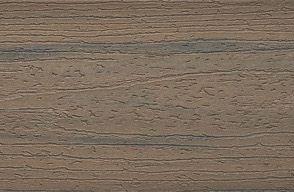 Muster Trex Enhance Fascia aus Verbundstoff in Coastal Bluff