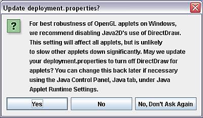 Deck Designer FAQ Image 2 - Update deployment properties?