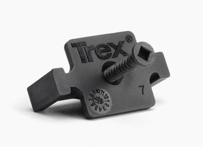 Trex Elevations universal connector deck clip