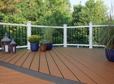 Trex Decking Colors >> Trex Enhance® Composite Decks and Decking Materials | Trex