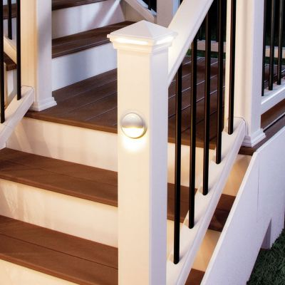 DECK RAIL LIGHT