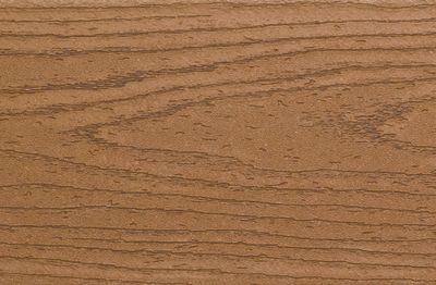 Trex Enhance decking in Beach Dune color swatch
