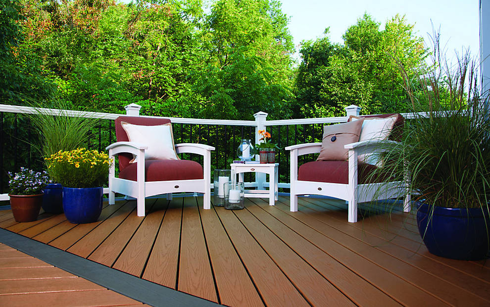 trex enhance composite decks and decking materials trex. Black Bedroom Furniture Sets. Home Design Ideas