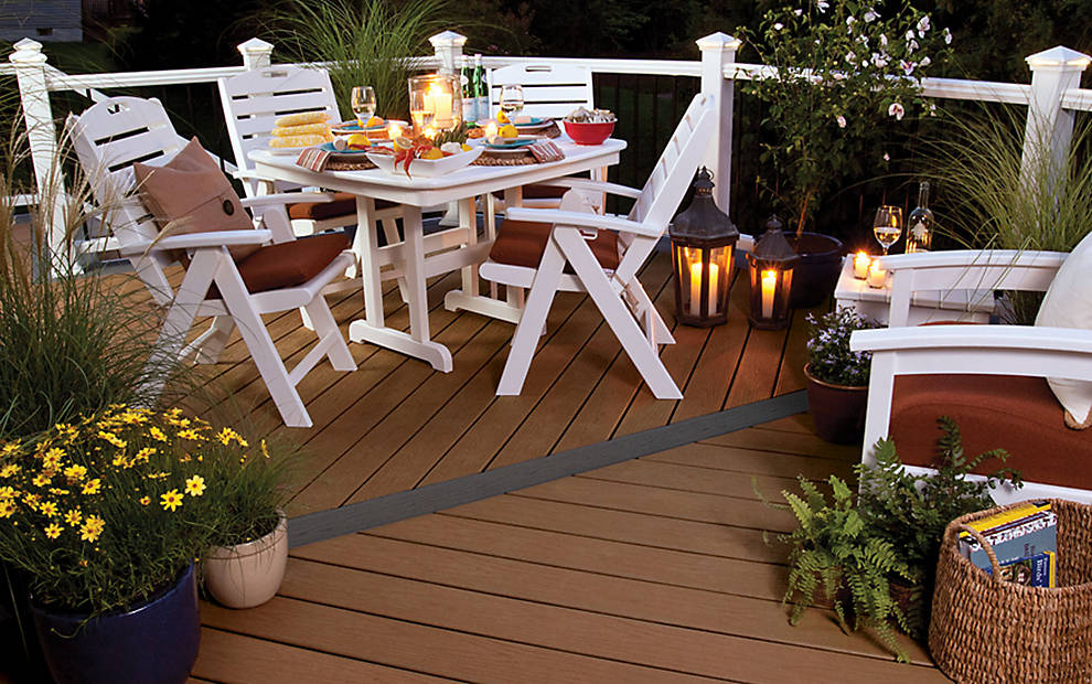 Trex Enhance Composite Decks And Decking Materials | Trex