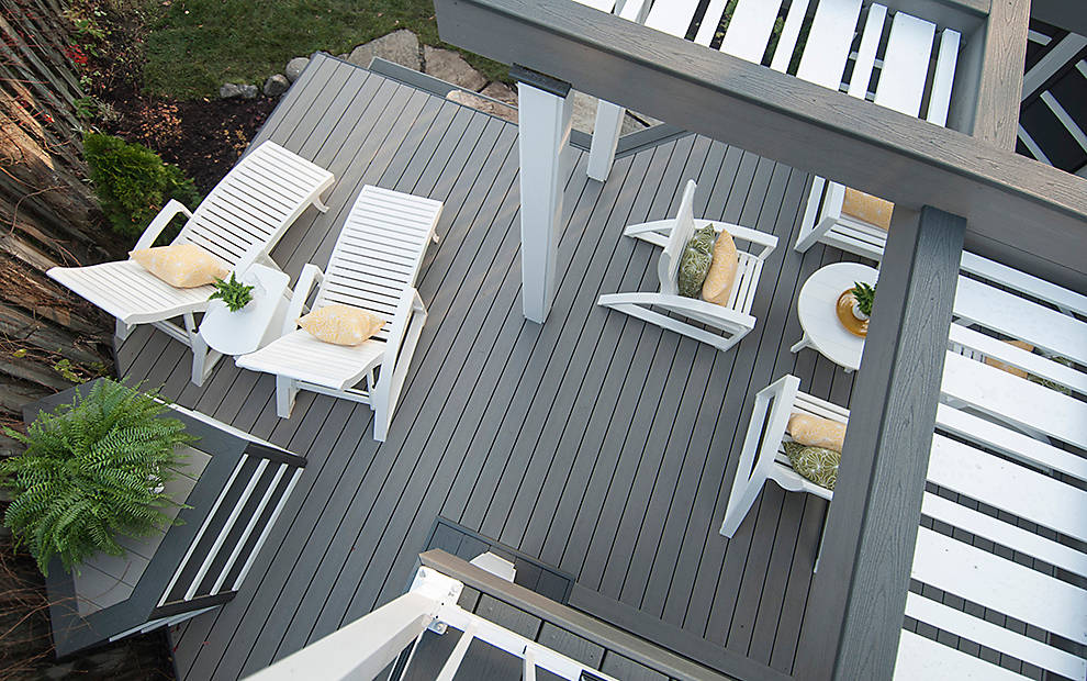 shenandoah deck design ideas photos trex