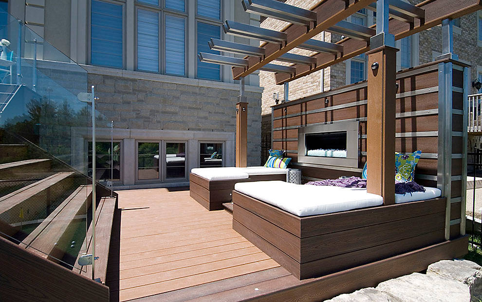 Gallery Of Photos Featuring Decks Porches And Spots For