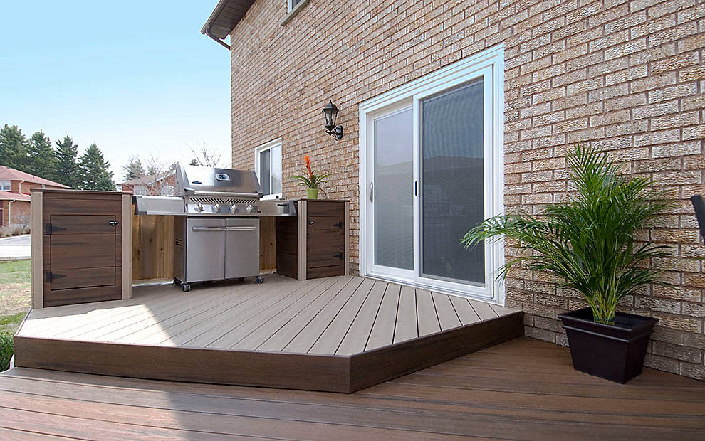 Trex 174 Fascia Boards The Finishing Touches For Any Deck