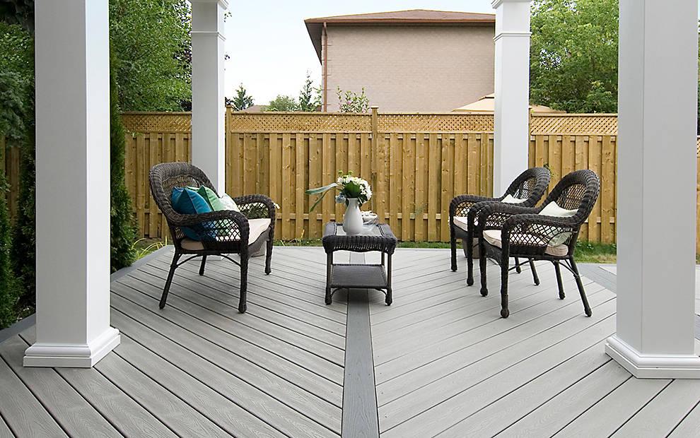 Deck Designs   Decking Ideas & Pictures   Patio Designs   Trex on Backyard Trex Deck Ideas id=30502
