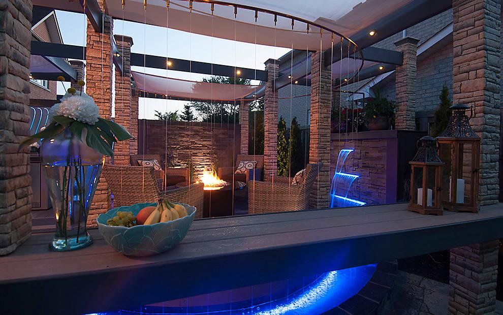 Deck Lighting Ideas Trex