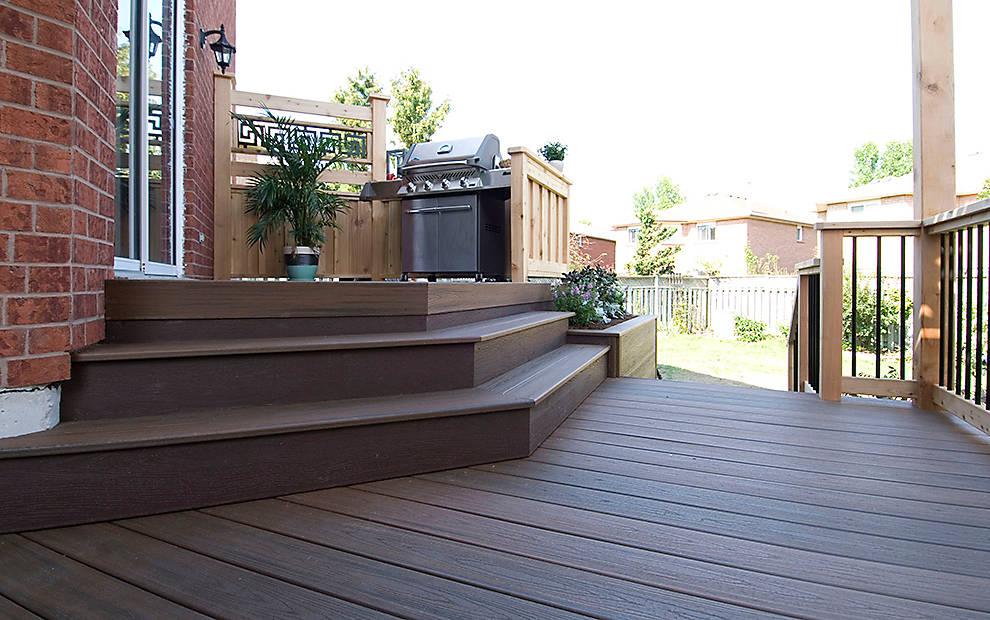 Deck Fascia Design Ideas Amp Photos Trex