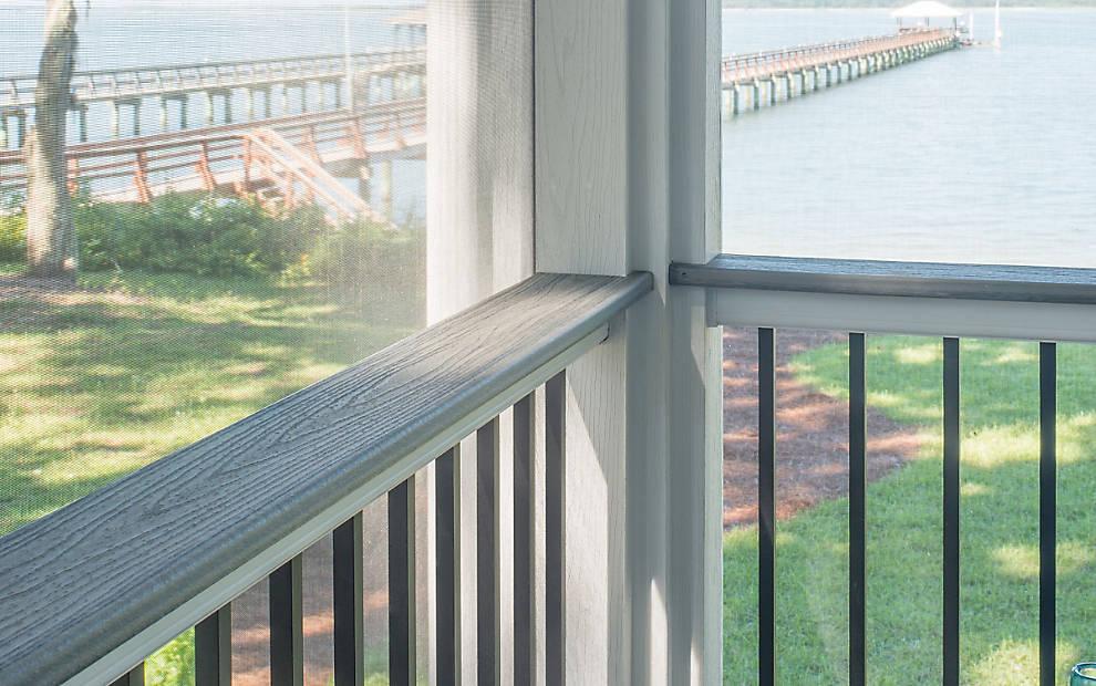 Trex Transcend® Composite Deck Railing | Trex