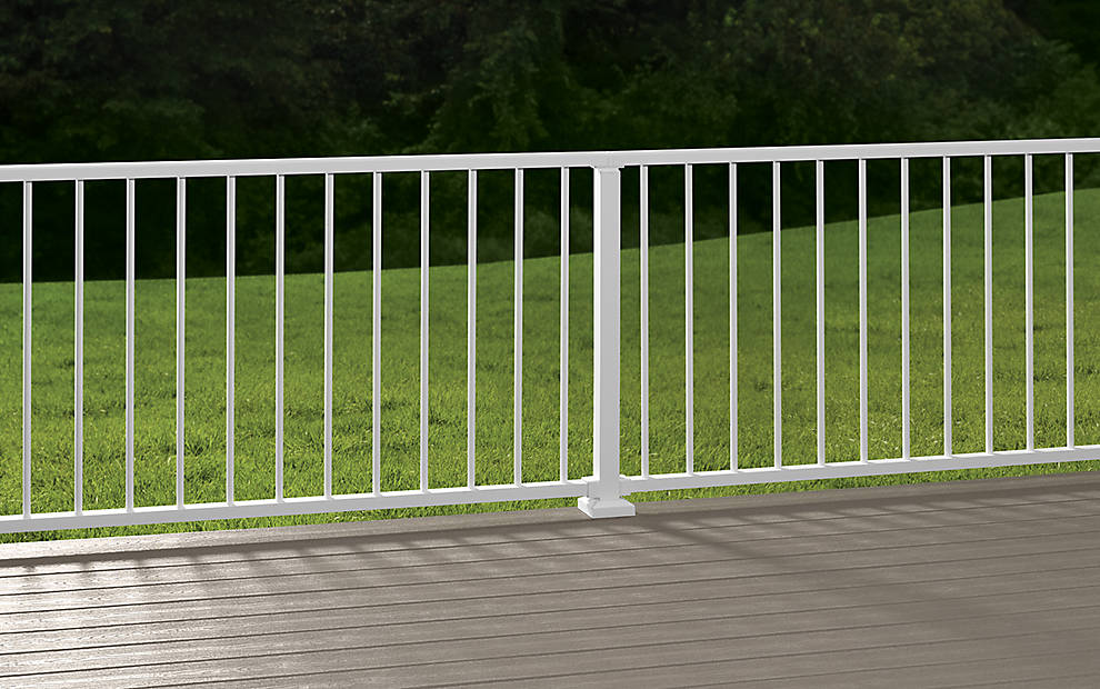 Trex Reveal Railing - Great for Outdoor & Deck Hand ...