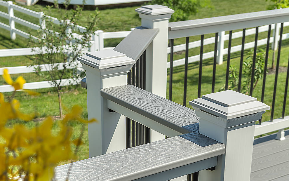 Trex Select 174 Railing High Quality Deck And Stair Railing