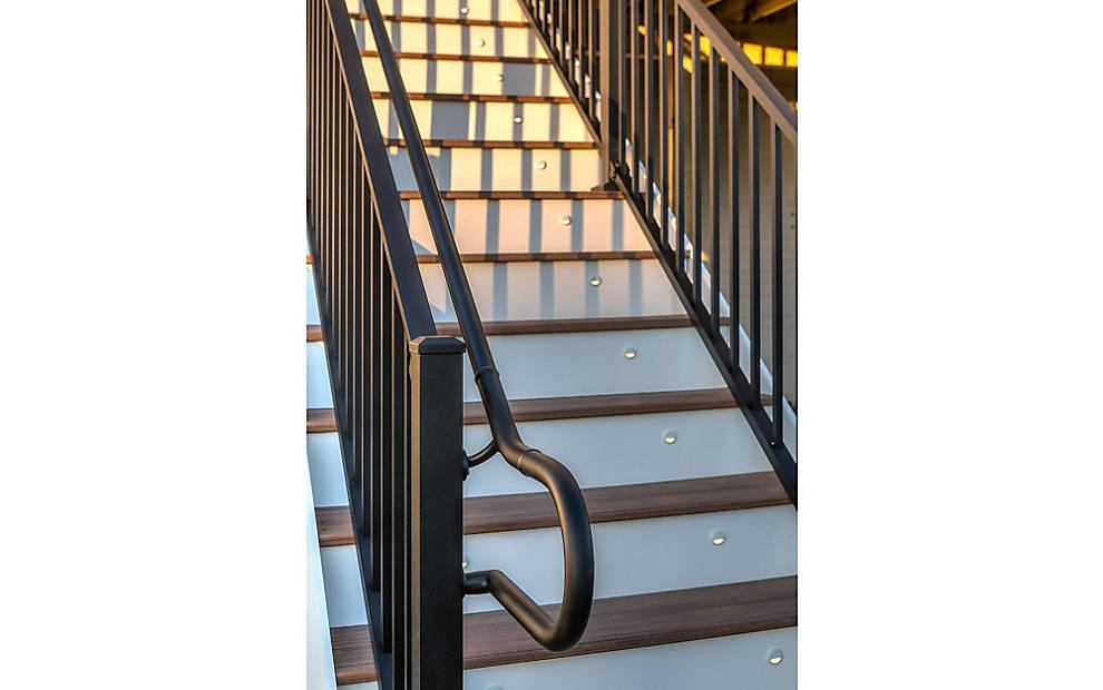 Ada Handrail Systems For Decks Trex