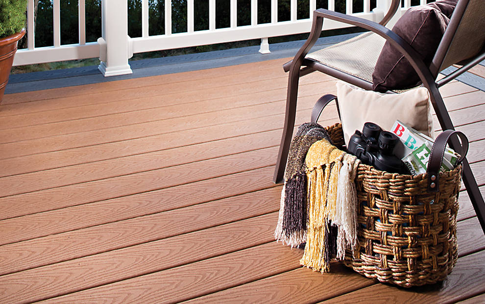 slideshow - Trex Deck Design Ideas