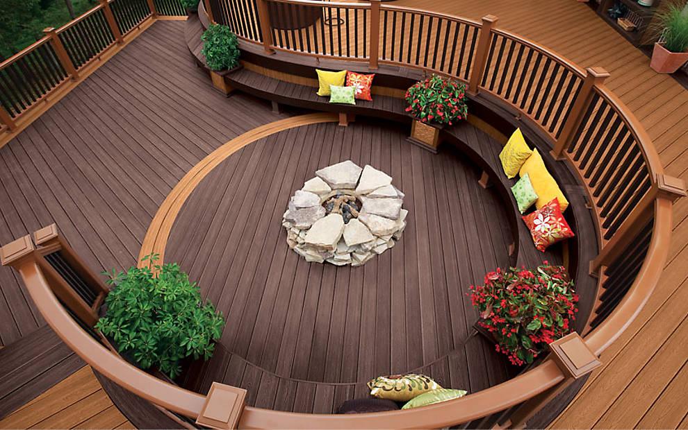 Deck Railing Ideas Railing Designs Amp Pictures Trex